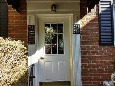 Bloomfield Hills Condo/Townhouse For Sale: 730 E Fox Hills Dr