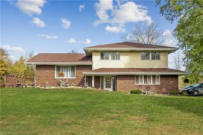 Saint Clair  Single Family Home For Sale: 6868 Frith Rd