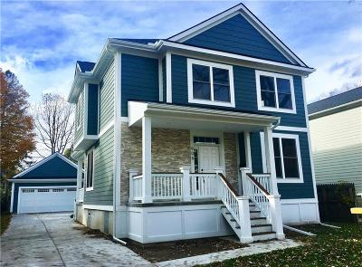 Royal Oak Single Family Home For Sale: 906 Cherokee Ave