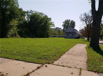 Detroit Residential Lots & Land For Sale: 1110 Townsend St