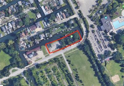 Detroit Residential Lots & Land For Sale: 14649 Riverside Blvd