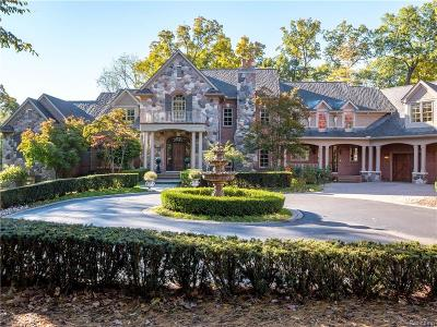 Bloomfield Hills Single Family Home For Sale: 1515 Lone Pine Rd
