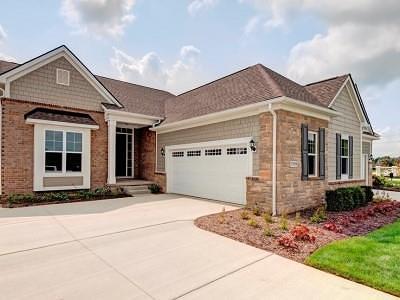 Northville Condo/Townhouse For Sale: 17058 Garden Ridge Ln