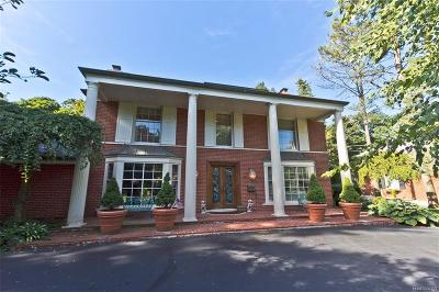 Bloomfield Hills Single Family Home For Sale: 2929 Bradway Blvd