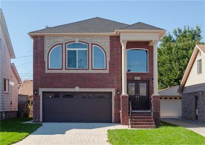 Dearborn Single Family Home For Sale: 5853 Williamson