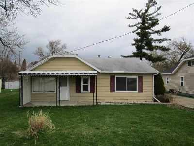 Flint Single Family Home For Sale: 1044 Bergin Avenue