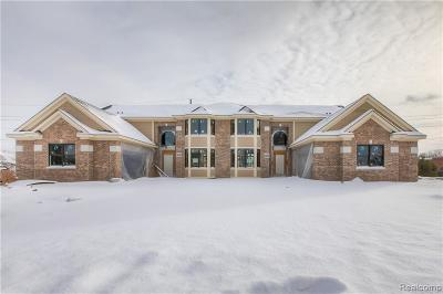 Northville Condo/Townhouse For Sale: 20266 Beacon Way