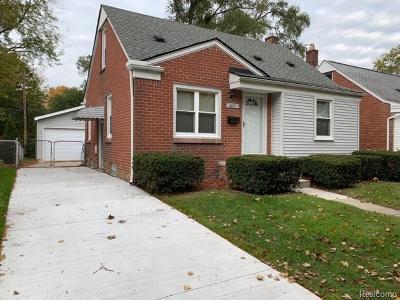 Royal Oak Single Family Home For Sale: 3221 Ferris Ave