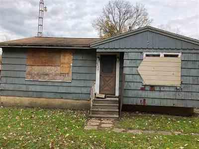 Flint Single Family Home For Sale: 2440 Bertha Avenue