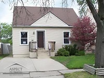 Center Line Single Family Home For Sale: 7217 Standard St