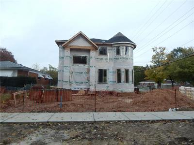 Dearborn Single Family Home For Sale: 6804 Centralia St