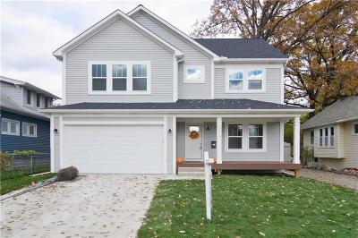 Royal Oak Single Family Home For Sale: 313 E Maryland Ave