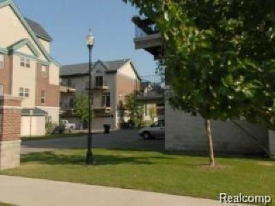 Detroit Condo/Townhouse For Sale: 42 Adelaide St
