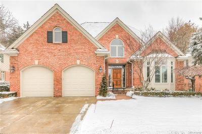 Bloomfield Hills Condo/Townhouse For Sale: 10 Vaughan Cros