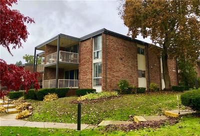 Bloomfield Hills Condo/Townhouse Pending: 4043 W Maple Rd