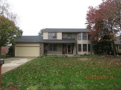 Rochester Single Family Home For Sale: 1437 Tiverton Trail Dr