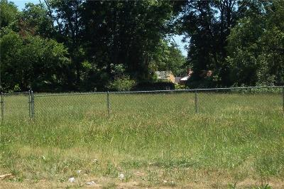 Detroit Residential Lots & Land For Sale: 22971 Chippewa St