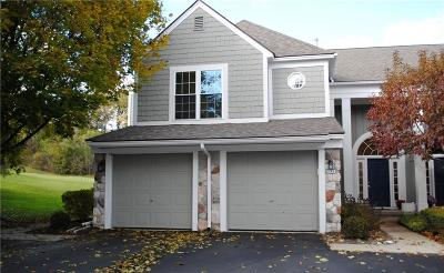 Bloomfield Hills Condo/Townhouse For Sale: 1931 Eagle Pointe S