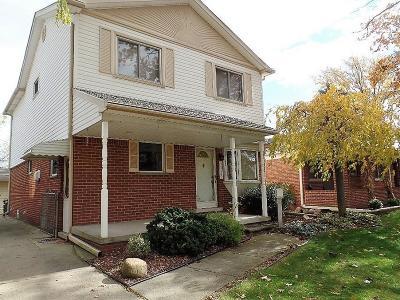 Allen Park Single Family Home For Sale: 7725 Larme Ave