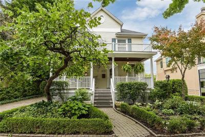 Birmingham Single Family Home For Sale: 335 E Frank St