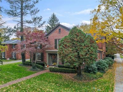 Birmingham Single Family Home For Sale: 1095 Fairfax St