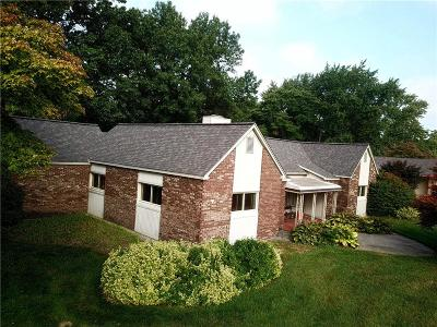 Livonia Single Family Home For Sale: 14221 Newburgh Rd