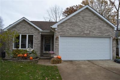 Algonac Single Family Home For Sale: 9325 Maple St
