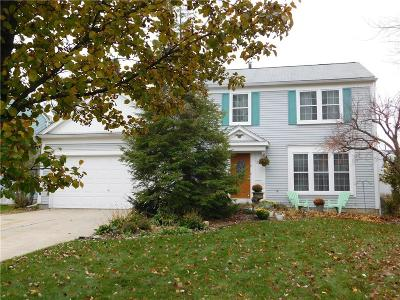 Rochester Single Family Home For Sale: 184 Parsons Ln