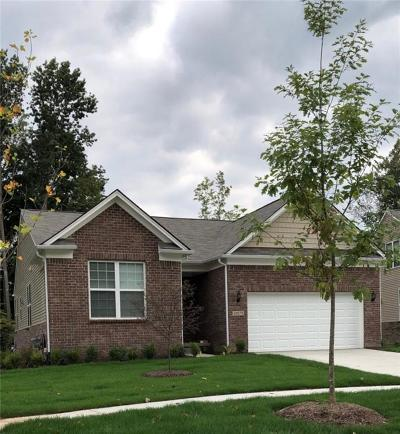 Canton Single Family Home For Sale: 4456 Brookside