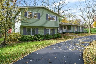 Bloomfield Hills Single Family Home For Sale: 4270 Sunningdale Dr