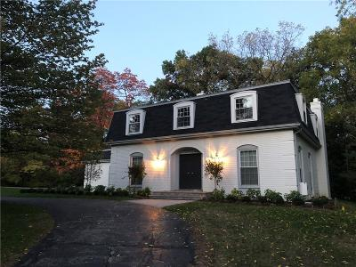 Bloomfield Hills Single Family Home For Sale: 3721 Millspring Rd