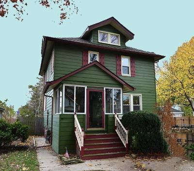 Royal Oak Single Family Home For Sale: 815 Louis Ave
