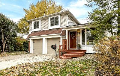 Royal Oak Single Family Home For Sale: 3211 Clawson Ave