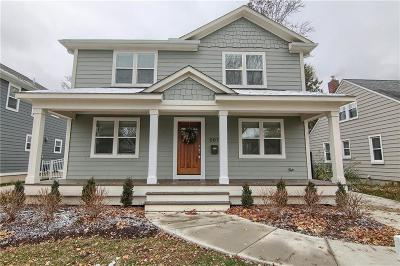 Royal Oak Single Family Home For Sale: 507 N Rembrandt Ave