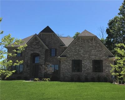 Northville Single Family Home For Sale: 16520 Constance Crt
