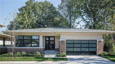 Grosse Pointe Farms Single Family Home For Sale: 354 Moselle Plc