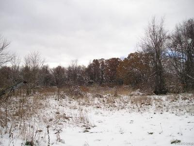 Macomb Residential Lots & Land For Sale: 3701 Taft Rd Rd W