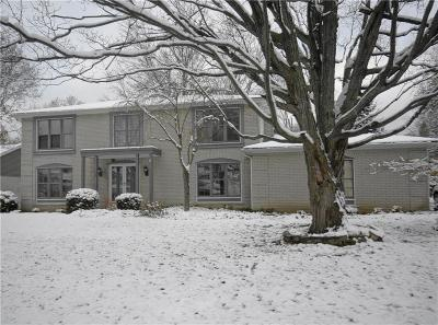 Rochester Hills Single Family Home For Sale: 108 Canterbury Trail Dr