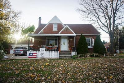 Sterling Heights Single Family Home For Sale: 38273 Dodge Park Rd