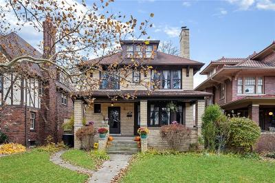 Detroit Single Family Home For Sale: 2569 Seminole St