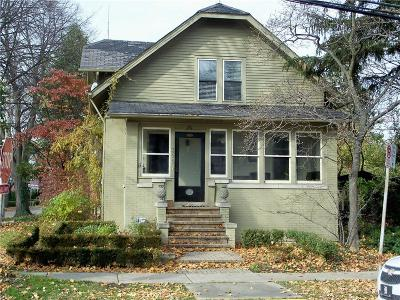 Birmingham Single Family Home For Sale: 311 E Frank St