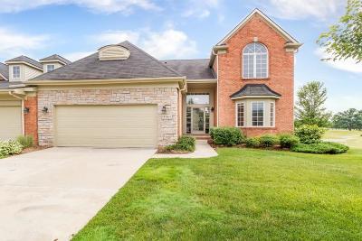 Farmington Hills Condo/Townhouse For Sale: 37167 Berkleigh Crt