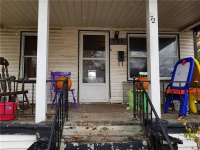 Hazel Park Single Family Home For Sale: 721 E Meyers Ave