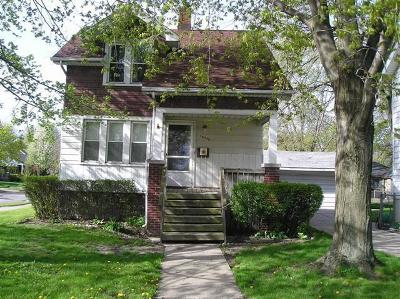 Grosse Pointe Single Family Home For Sale: 20940 Moross Rd