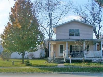 St. Clair Single Family Home For Sale: 1719 23rd St.