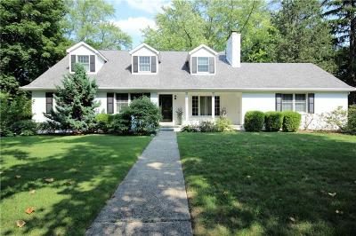 Birmingham Single Family Home For Sale: 100 Suffield Ave