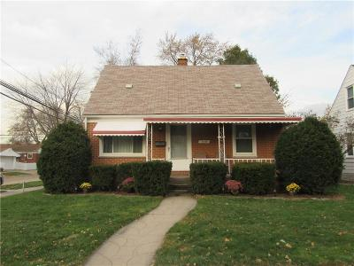 Allen Park Single Family Home For Sale: 14658 Keppen Ave