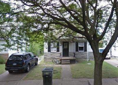 Detroit Single Family Home For Sale: 20267 Alcoy St