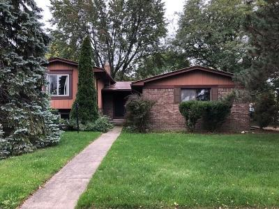 Sterling Heights MI Single Family Home For Sale: $95,000