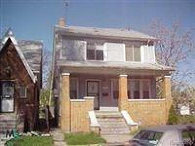 Detroit Single Family Home For Sale: 19141 Norwood St
